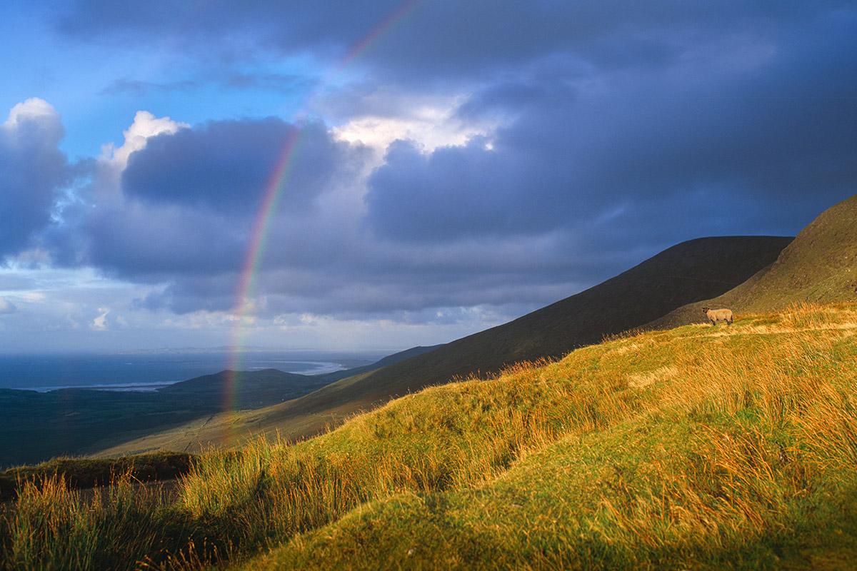 Connar Pass Rainbow
