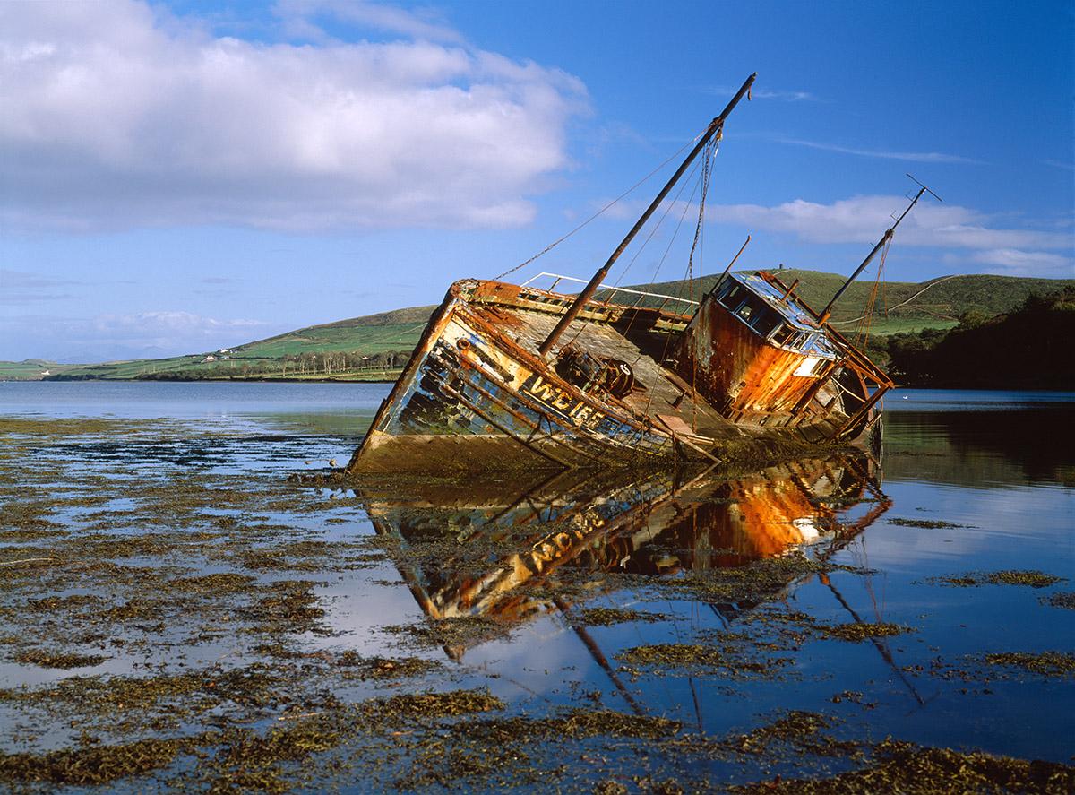 Dingle Shipwreck