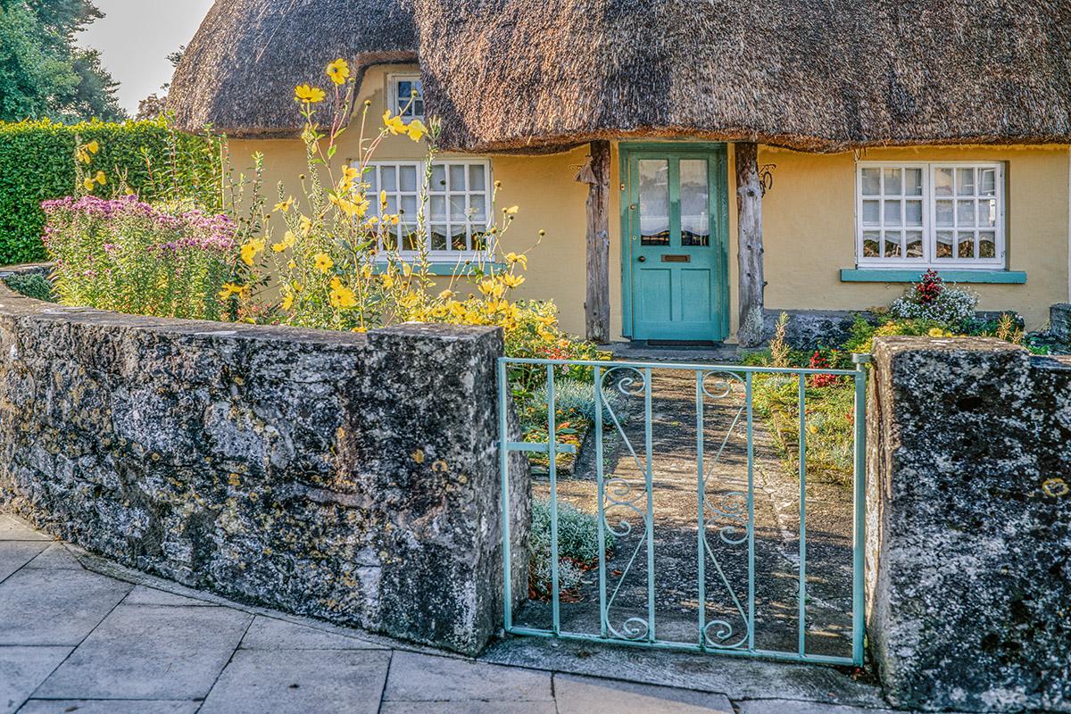 Adare Cottage Gate