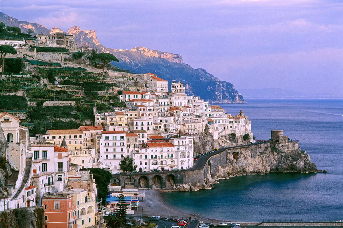 Amalfi-Dusk