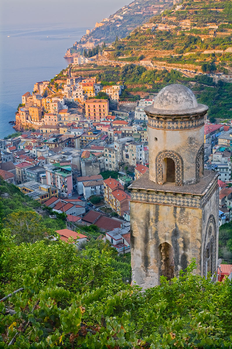 Bell-Tower-Amalfi-Coast