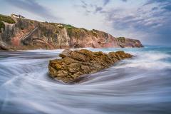 Zumaia Sea Surge