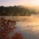 Rising Mist, Queensboro Pond