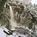 Awosting Falls Winter