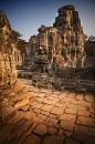 Angkor Thom Terrace