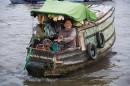 Mekong Snack Boat