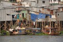 Rivertown Stilt Houses