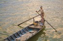 Rowing the Mekong