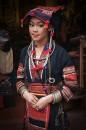 Lao Hmong Girl