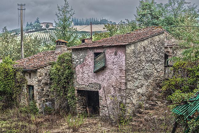 Broken Cottage