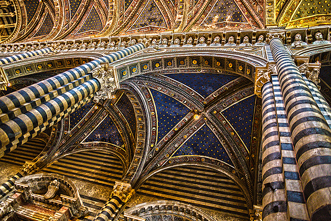 Catherdral Ceiling