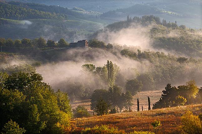 Misty Hills. Radda