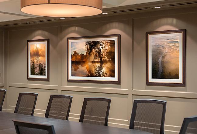 Executive Board room installation