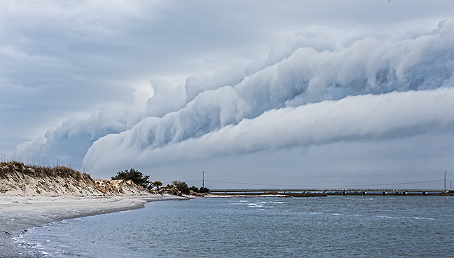 Cold Front Wave