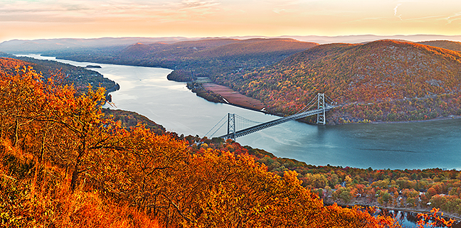 Hudson River Panorama BM Crop
