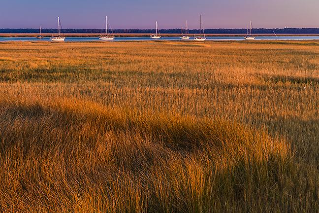 Marsh Moorings