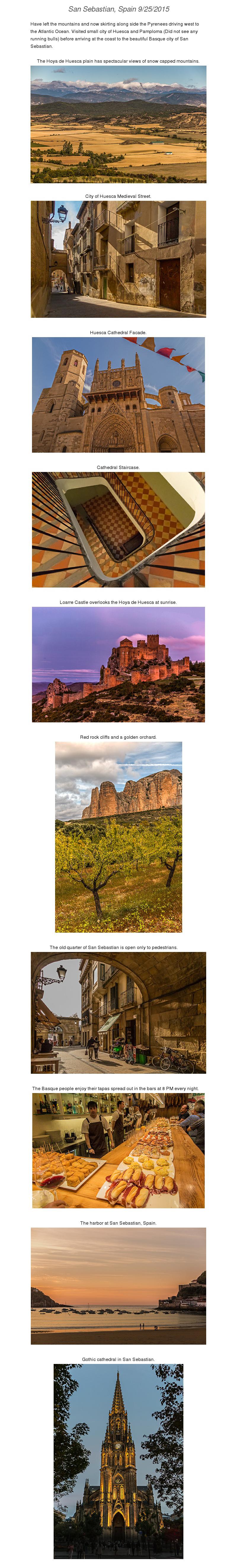 Spain Blog 6