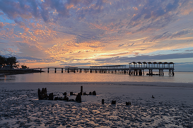 Fishing Pier, Golden Isles