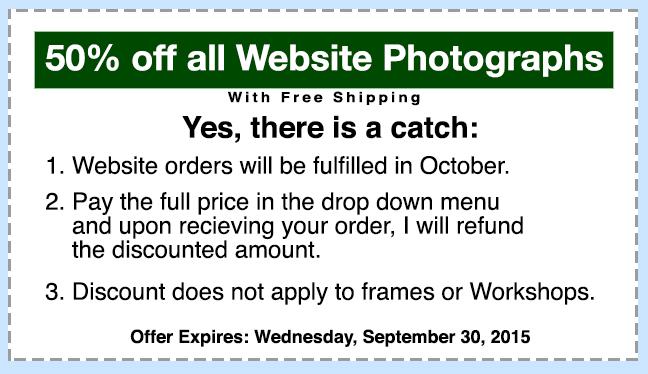September Discount Coupon